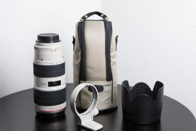 Canon EF 70-200mm f/2.8 L IS II USM Lens