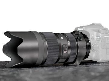 Sigma Art 50‑100mm f/1.8 DC HSM