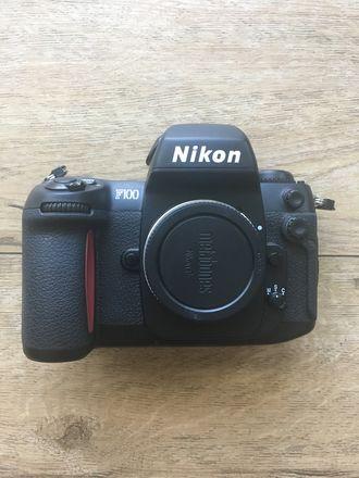 Nikon F100 35mm Body Only