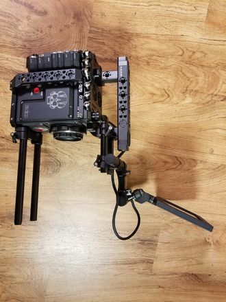 Red Epic-W Gemini KIT #1: TILTA C1 CAGE Package
