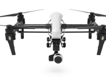 Rent: DRONE DJI Inspire 1 4K + DRONE OPERATOR