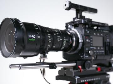 Fujinon 19-90mm Zoom Lens