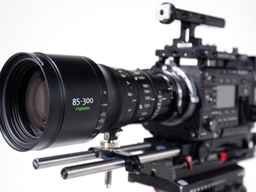 Rent: Fujinon 85-300mm Telephoto Zoom Lens