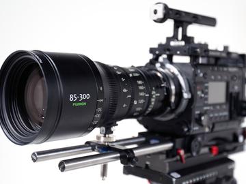 Fujinon 85-300mm Telephoto Zoom Lens