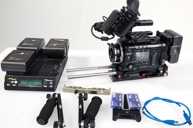 Sony F55 Rentals