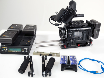 Sony F55 Rentals