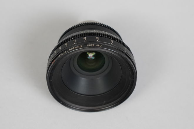 18mm Zeiss  Compact Prime CP.2 Lens