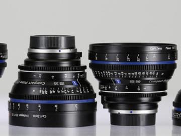 Zeiss CP.2 Prime Lens Set