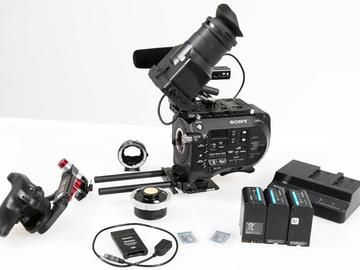 Sony FS7 Camera Rental
