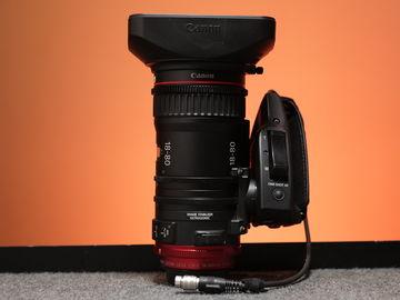 Canon CN-E 18-80mm T4.4 COMPACT-SERVO Cinema Zoom Lens