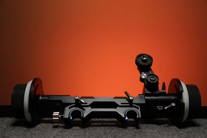 Tilta Dual Follow Focus Kit 19mm and 15mm