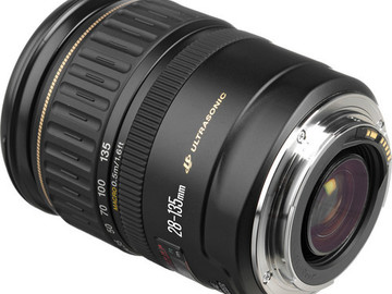 Rent: Canon 28-135mm USM Ultrasonic lens F3.5-5.5