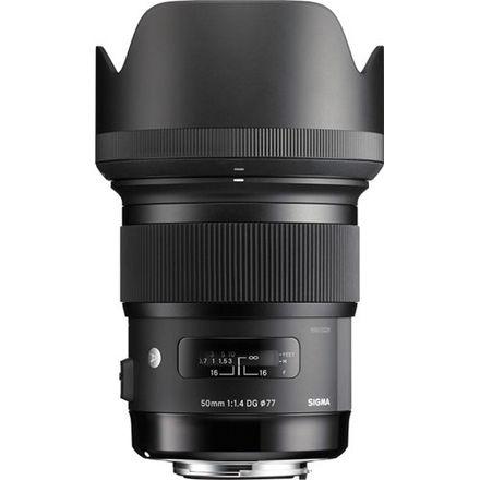 Sigma 50mm f/1.4 DG HSM Art for Canon EF Mount