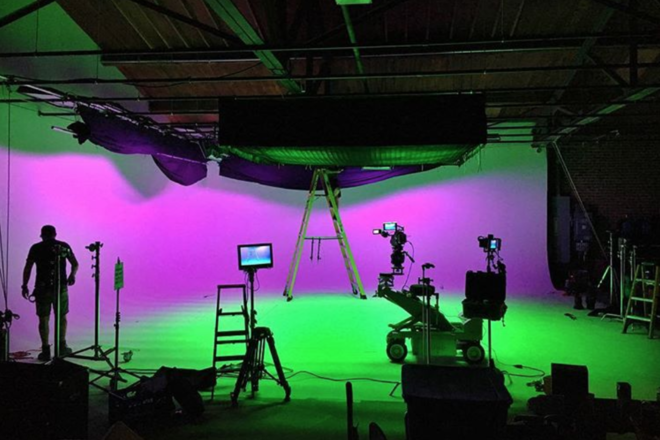 Soundstage / Photo / Video Studio - 1/2 Day