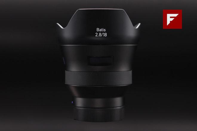 Zeiss Batis Distagon 18mm f/2.8