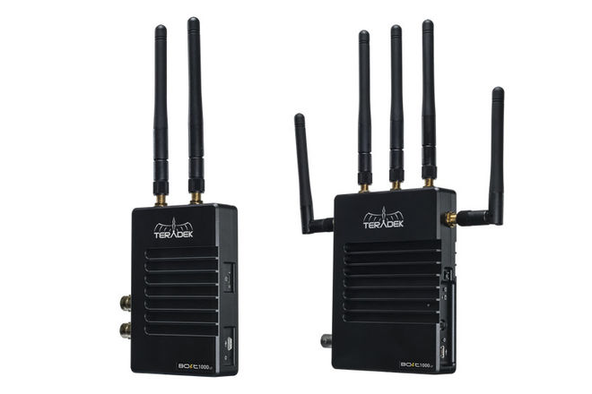 Teradek Bolt 1000 LT 3G-SDI Wireless Set