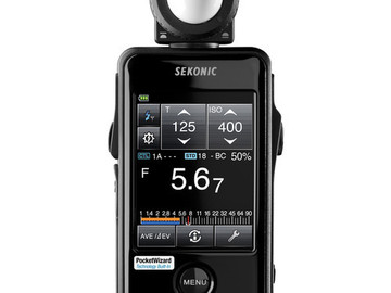 Rent: Sekonic Light Meter
