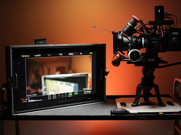 RED Helium 8K S35 Ready to Shoot Cinema Kit