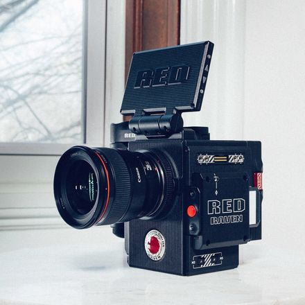 RED Raven 4.5K Dragon (Complete Camera Package)