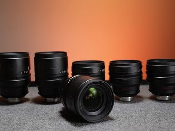 Red Pro Primes 18mm-25mm-35mm-50mm-85mm-100mm All T1.8