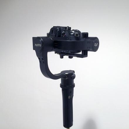 GH4 w/ V-log, G-Cup, 64gb SD, 12-35 f2.4, Pilotfly H2 Gimbal
