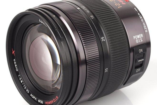 Panasonic 12-35mm f2.4