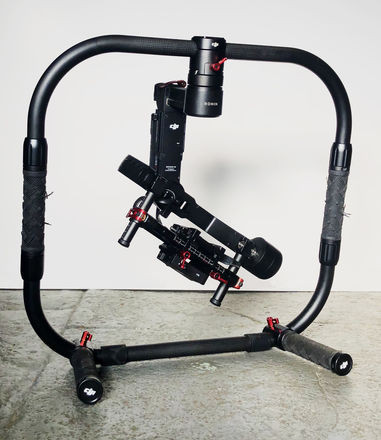 DJI Ronin-M 3-Axis Gimbal w/ Round Grip