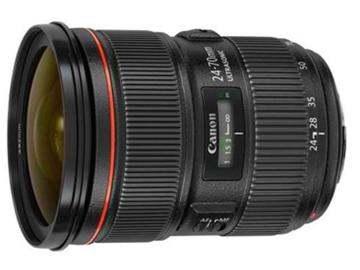 Rent: Canon 24-70mm Lens