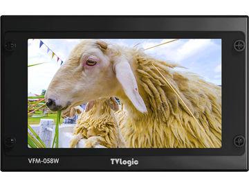"Rent: TV Logic FVM-058W 5.5"" HD Monitor"