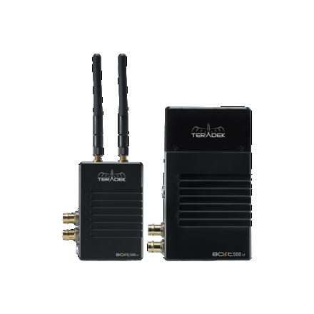 Teradek Bolt 500 XT SDI/HDMI Wireless TX/RX Set
