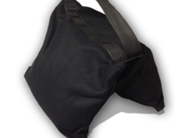 Rent: 30 lb shotbag [steel shot] sandbag