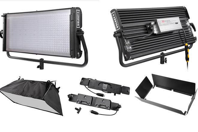 LED Interview Lighting Package