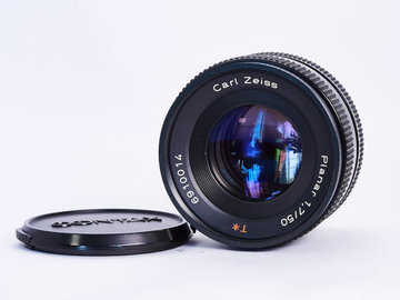 Rent: Zeiss 50mm f/1.7 Planar T* Lens