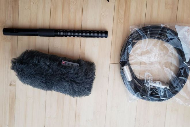 Sennheiser ME66/K6 Super-Cardioid Boom Kit