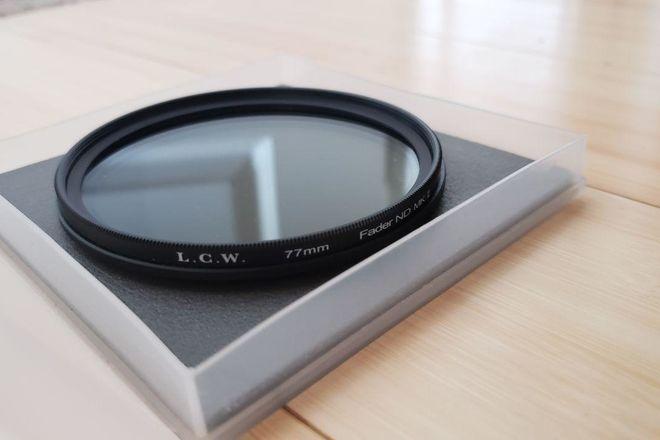 Light Craft Workshop 77mm Variable ND filter