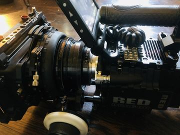 Rent: Lomo Square-Front Anamorphic + EPIC DRAGON