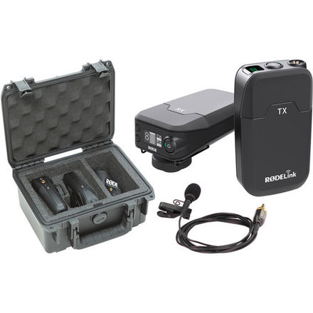 Rode RodeLink Wireless Filmmaker Kit with Pelican Case