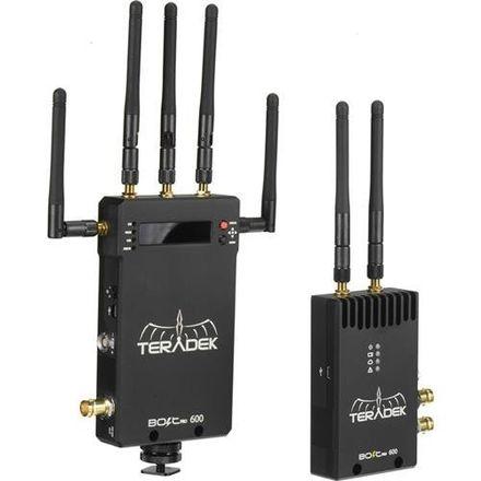 Teradek Bolt 600 Wireless Transmitter / Receiver System 1:1