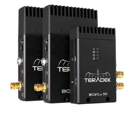 Teradek Bolt 300 Dual Receiver Wireless System 1:2