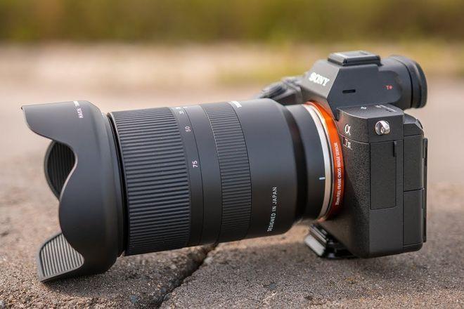 Sony A7III w/ Tamron 28-75 f2.8 & extras