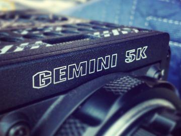 Red Gemini 5K DSMC2