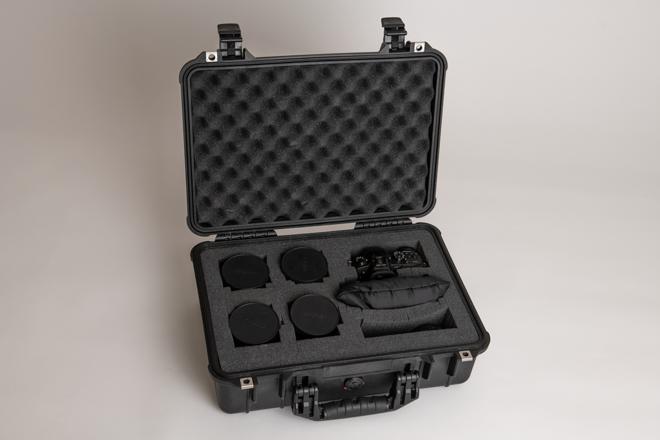 Panasonic GH5 kit with Duclos Cine Mod Nikon lens Set