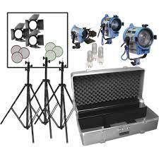 ARRI Tungsten Light Kit [650 / 300 / 150]