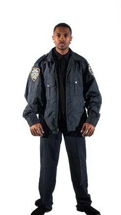 Police Jacket Costume