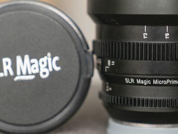 Rent: **NEW** 35m T1.3 FullFrame  Prime Lens