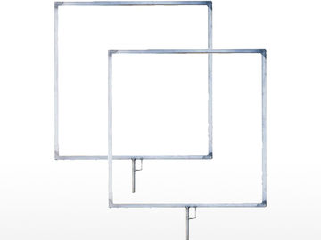 "Rent: (2 PCS) 2x2 Empty Gel Frame 24""x24"""