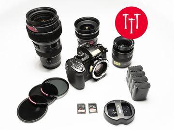 Panasonic GH5 V-Log | Sigma Art 18-35, 50-100 Tokina 11-16