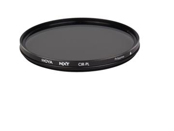Rent: Hoya 62mm NXT Circular Polarizer Filter