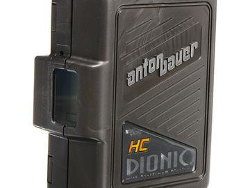 Anton Bauer Dionic HC Batteries