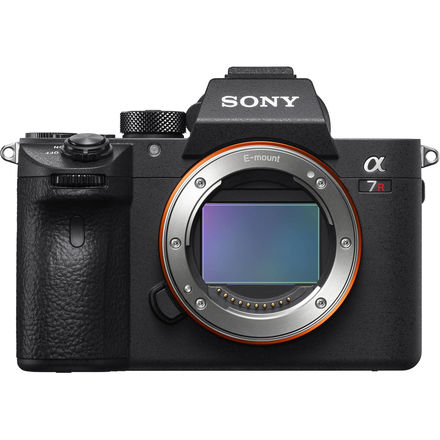 Sony Alpha a7R III w/ Canon 24-70 L II lens and adapter.